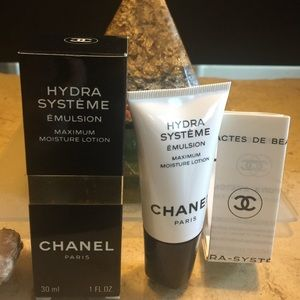 Chanel Hydra Systeme Max Moisture Lotion